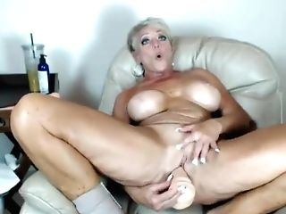 Fabulous Big Titted Mummy Alexis Extacy Seeks Hard Hard-ons