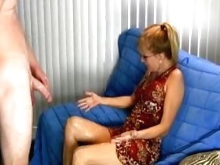 Kinky Matures Lady Gets A Cumblast