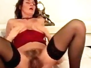 Sexy Breasty Shaggy Older Squirting