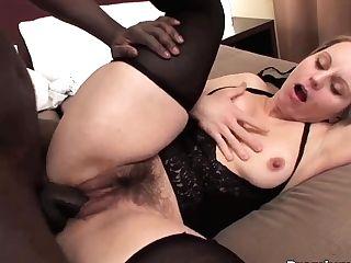 Big Caboose Mummy Magda Get Pleasured By Black Stud