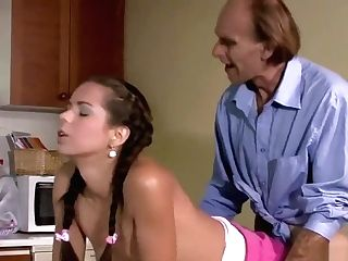 Nubile Extremly Sexy Youthful Get A Orgasm With Matures Man