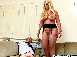 Crazy Sex Industry Stars Jimmy Broadway, Alura Jenson In Exotic Big...